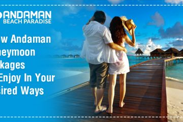 Know Andaman Honeymoon Packages To Enjoy In Your Desired Ways